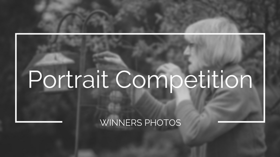 Portrait Competition, Winners photos